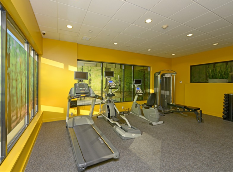 Fitness Center with Updated Equipment at 603 Concord, Cambridge,Massachusetts