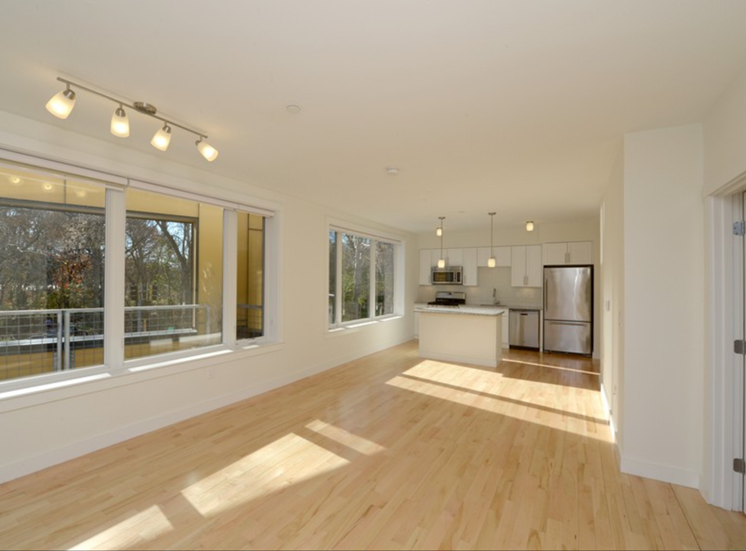 Abundant Natural Light at 603 Concord, Massachusetts, 02138
