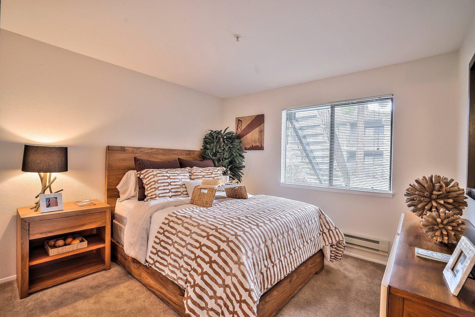 New Carpet in Bedrooms