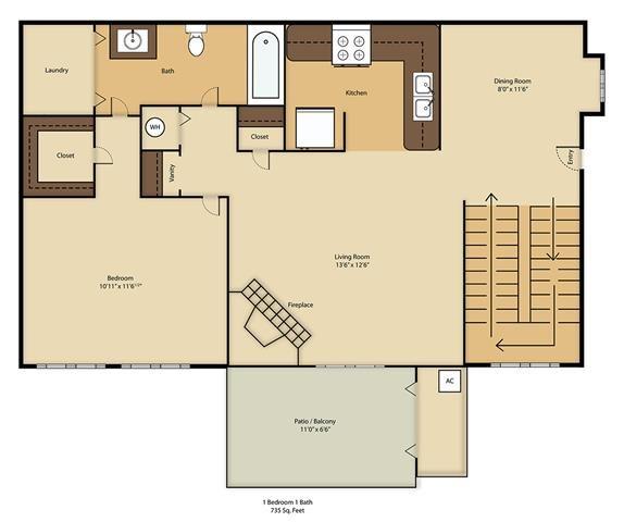 A3 Floor Plan 3