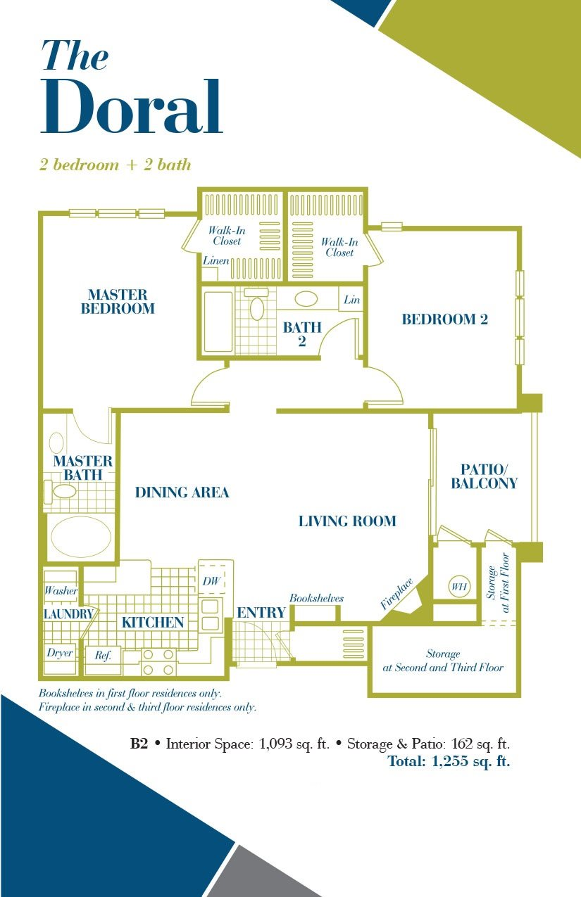 The Doral Floor Plan 5