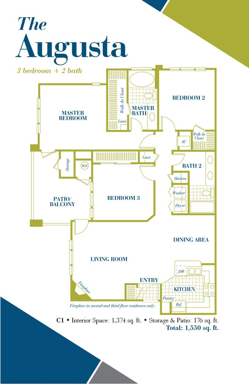 The Augusta Floor Plan 7