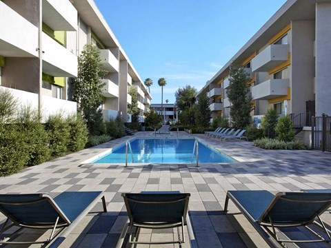 Koreatown Apartments for Rent - The Chadwick Los Angeles