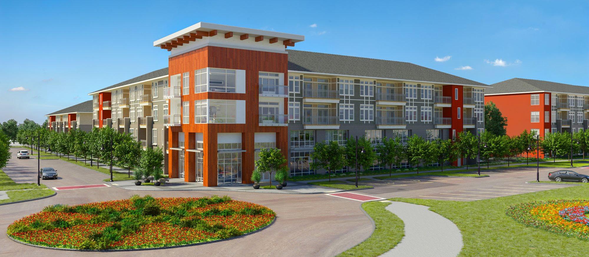 New Apartments In Rowlett