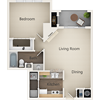 A3 Renovated Floor Plan 4