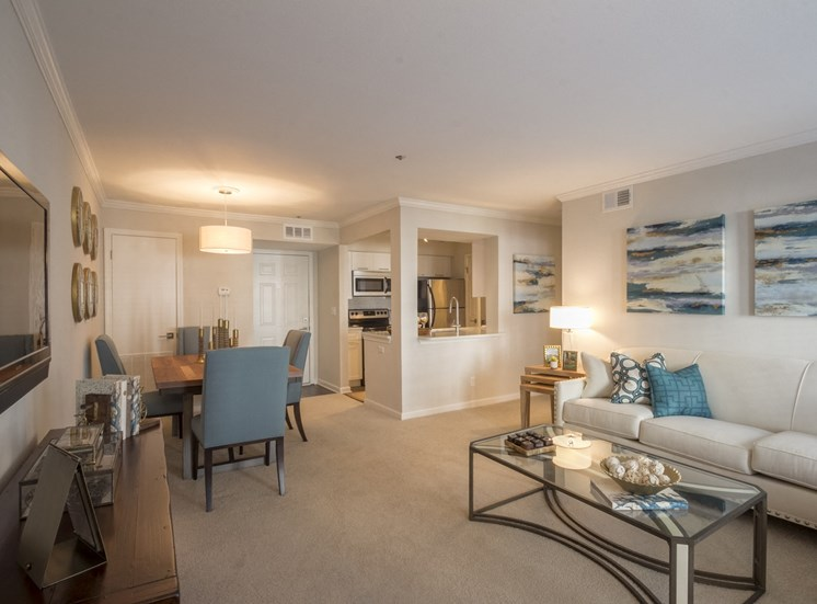 Interior View at The Stratford Apartments in Sandy Springs, GA