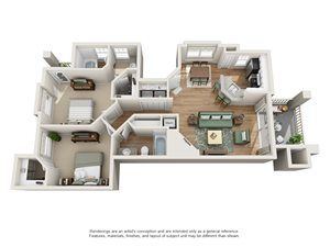 Verdant Apartment Homes Meredith Way Boulder Co Rentcafe