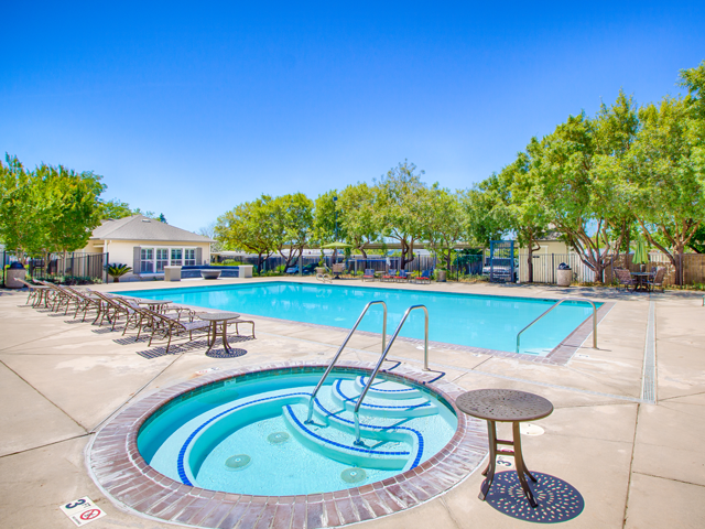 Community Soothing Spa at Harvest Park Apartments, Santa Rosa, 95404
