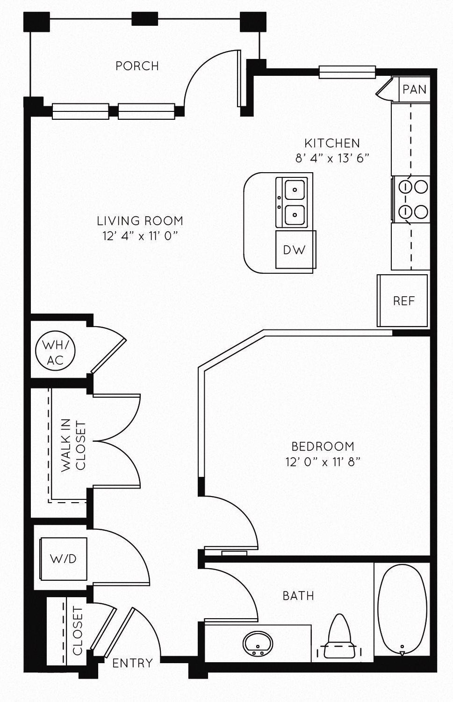 0 Floor Plan 1