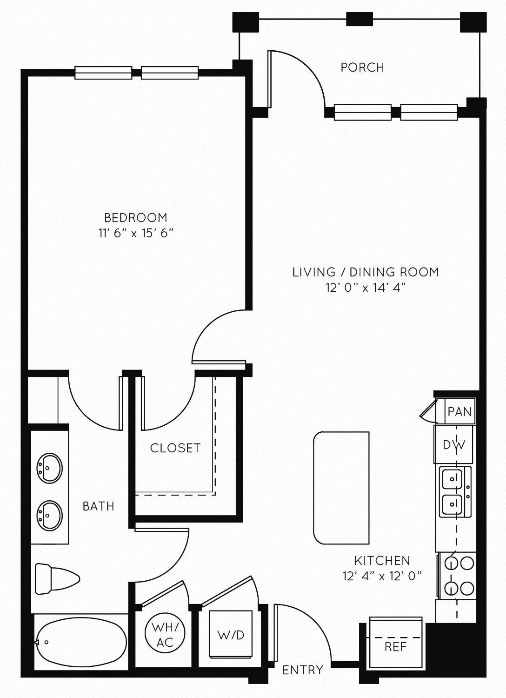 1 Floor Plan 3
