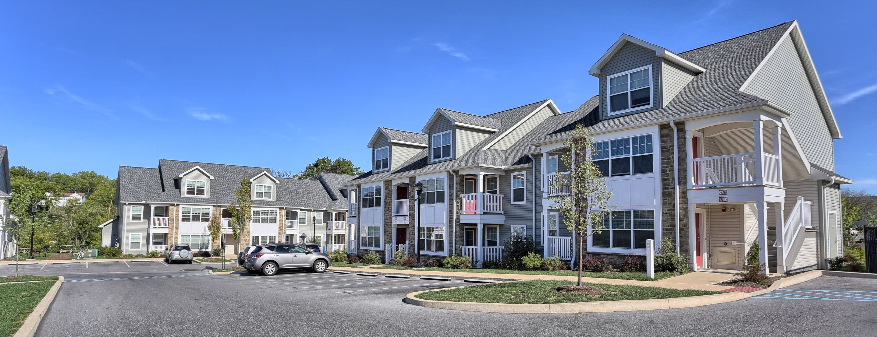 Two Bedroom Apartments in State College, PA | Limerock Court | Property Management, Inc.