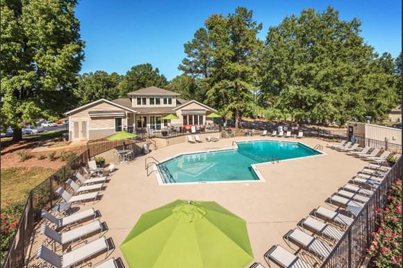 Hawthorne Six Forks Apartments, 6317 Shanda Drive, Raleigh, NC ...