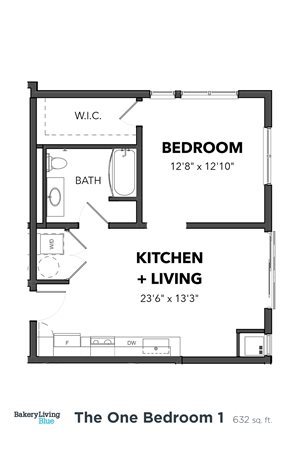 The One Bedroom 1
