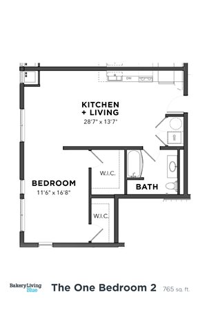 The One Bedroom 2