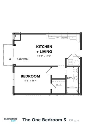 The One Bedroom 3