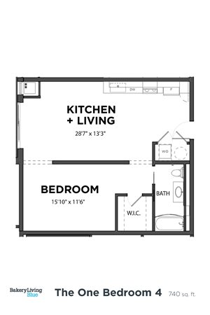 The One Bedroom 4