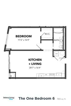 The One Bedroom 6