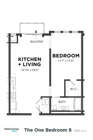 The One Bedroom 8