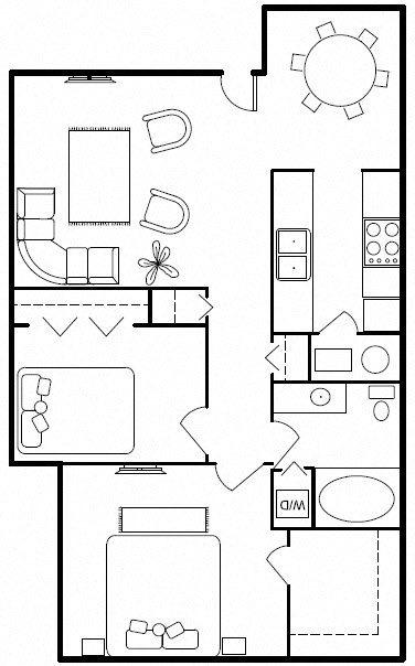 The Bruin Floor Plan 1
