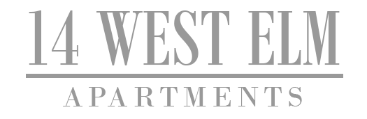 14 West Elm Apartments Logo