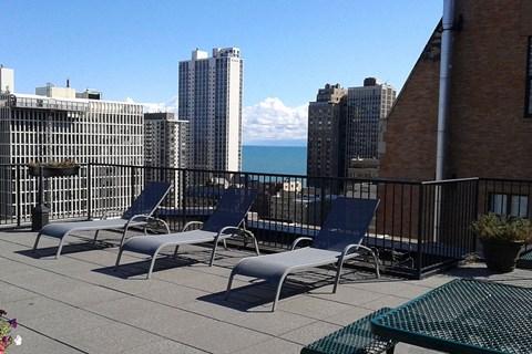 Rooftop Views at 14 West Elm Street