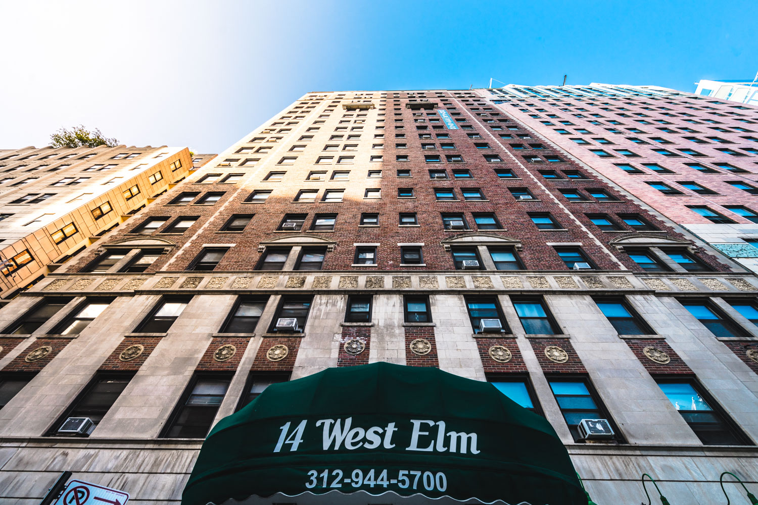 Beautiful Construction at 14 West Elm Apartments, Chicago, IL 60610