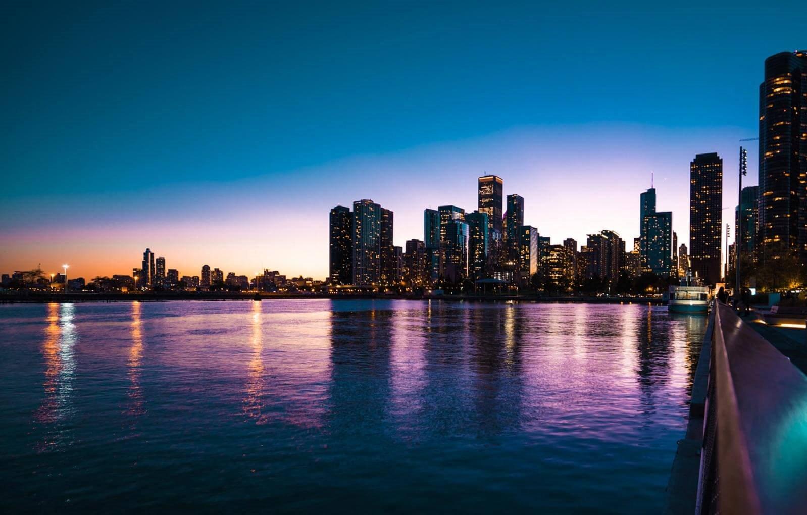 Beautiful Neighborhood at 14 West Elm Apartments, Chicago