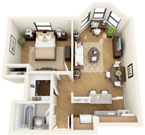 14 West Elm Apartments | Apartments in Chicago, IL |