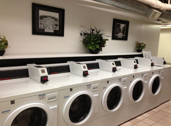 Open 24 Hours/ 7 Days a week, smart card operated, washers and dryers including industrial sizes! www.familypridelaundries.com