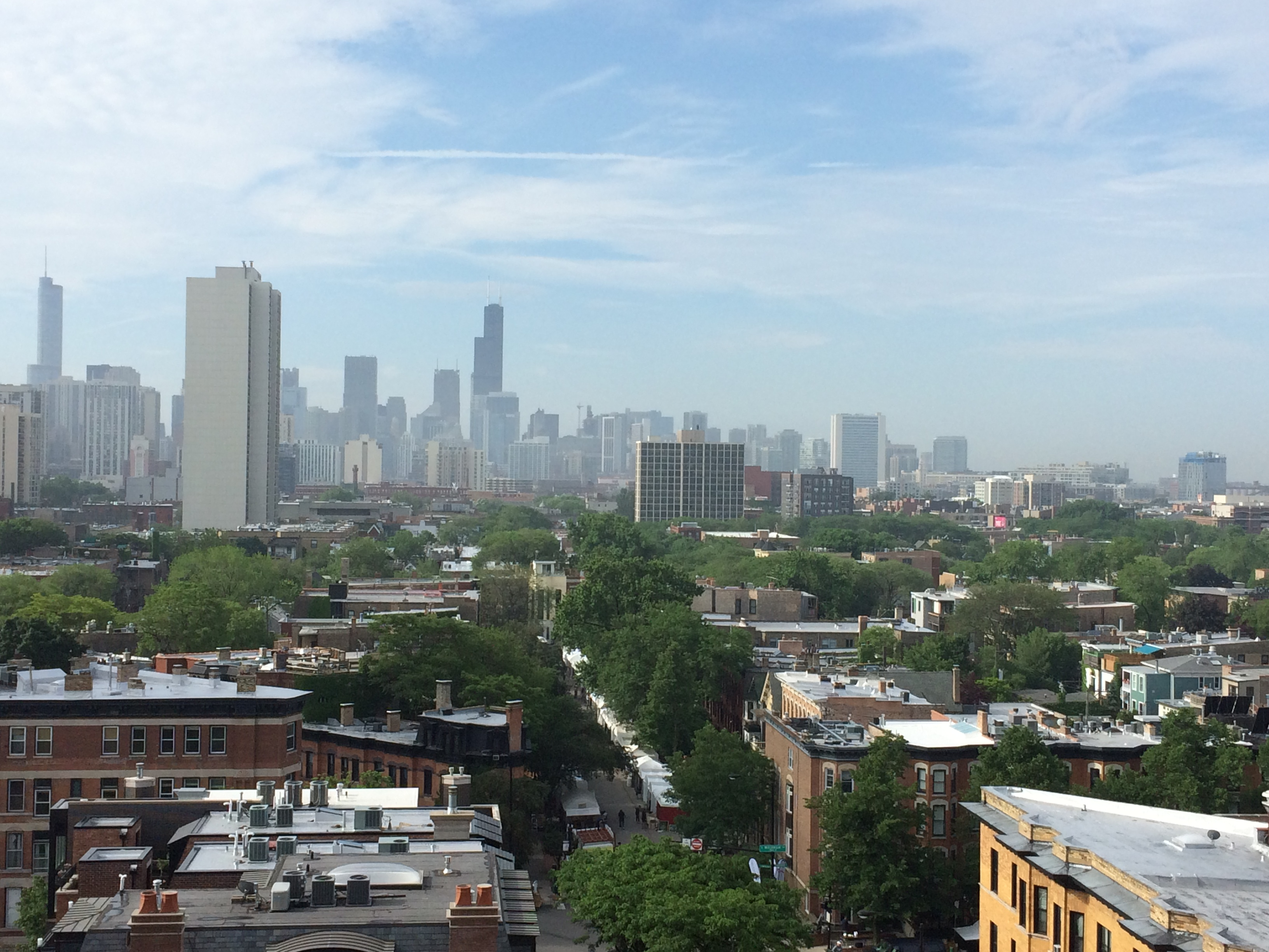 City View at Park View Apartments, Chicago, IL 60614