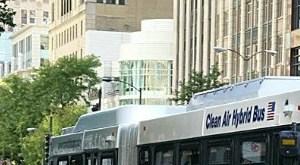 Public Transportation at Park View Apartments, Illinois