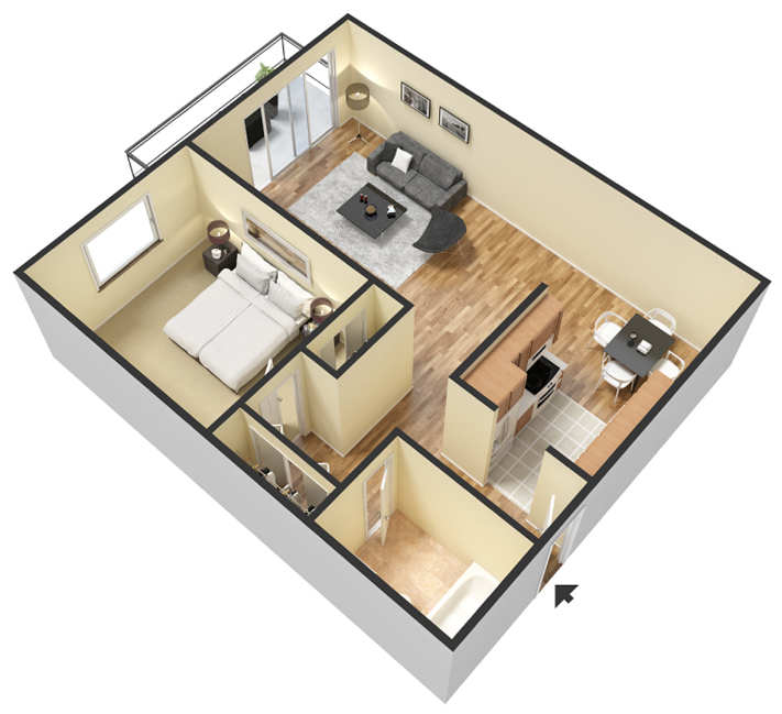 Timberland Floor Plan 2