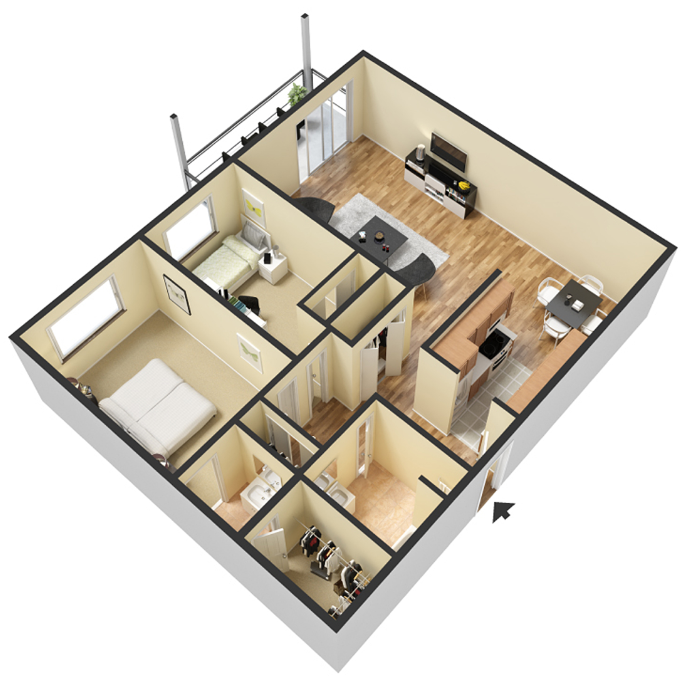 Glenn Floor Plan 6