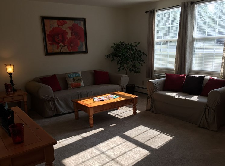 Beautiful Sunny Rooms at The Arbors Apartments, Illinois