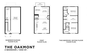 The 2 BR Oakmont