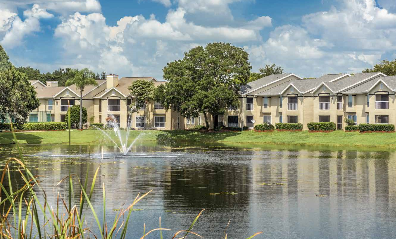 Exterior at Sawgrass Cove Apartments in Bradenton, FL