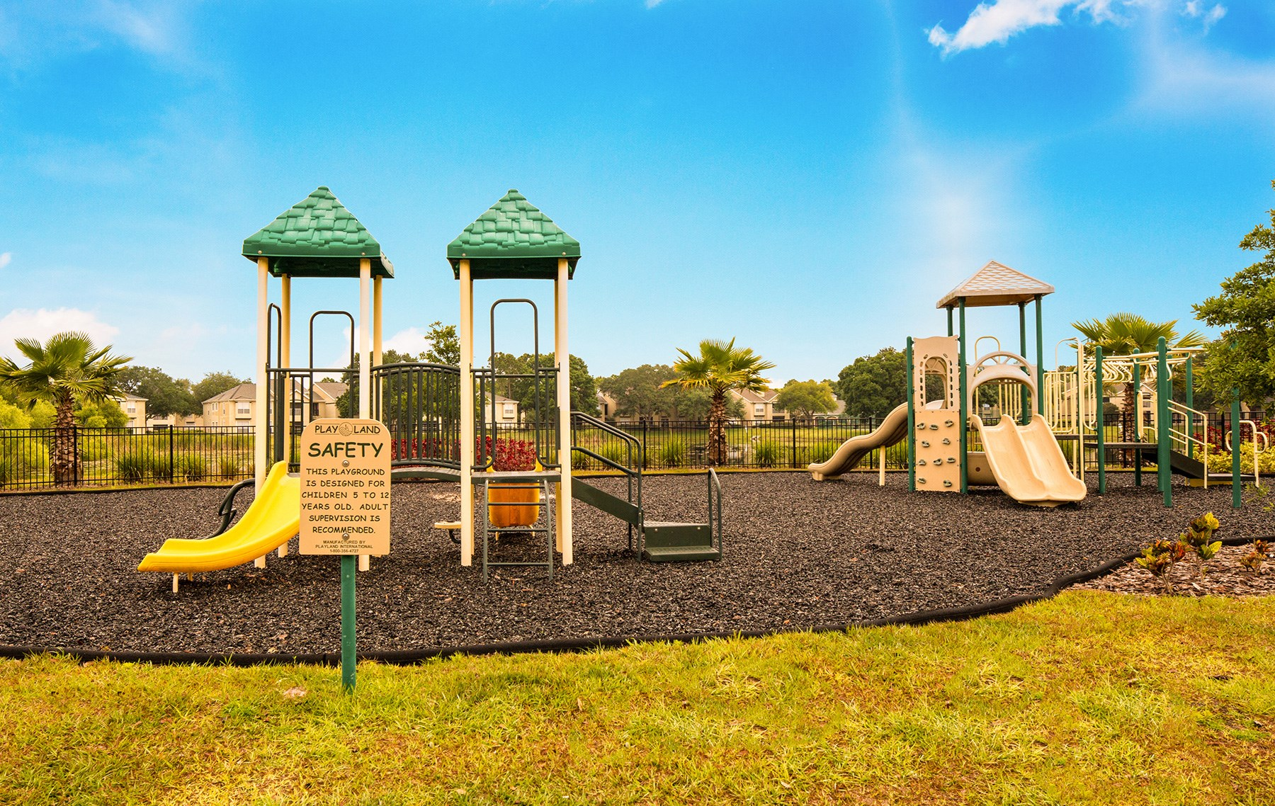 Playground at Sawgrass Cove Apartments in Bradenton, FL