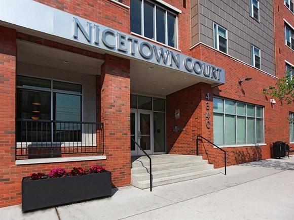 Nicetown Court Apartments 4340 Germantown Avenue