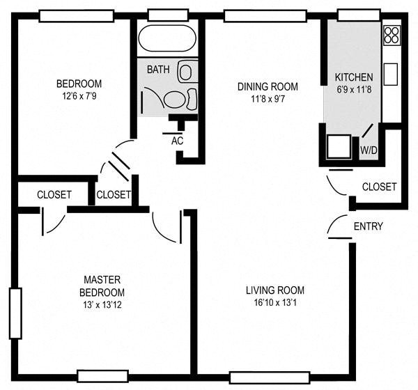 The Birch Floor Plan 6