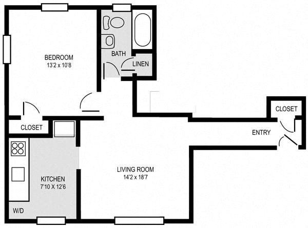 The Cedar Floor Plan 3