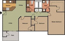 The Norwood Floor Plan 4