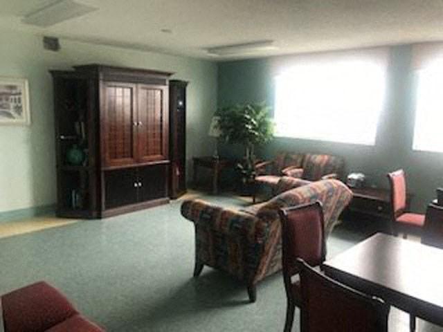 Santa Clara Apartments Miami, FL_interior of leasing office area