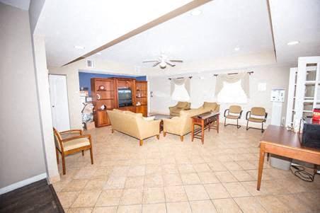 living room of common area_Westview Gardens Apartments Miami, Florida