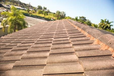exterior close up of roof shingles_Westview Gardens Apartments Miami, Florida