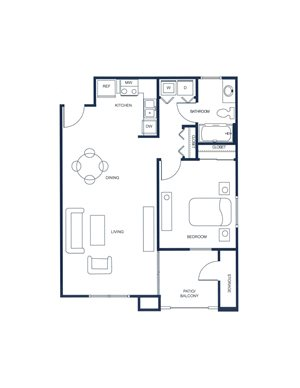 The Arena - One Bedroom