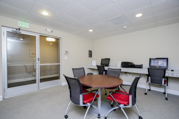 Exclusive Business Center  at Harbor Hill Apartments, Baltimore, MD,21230