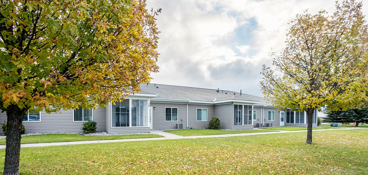 Clearbrook MN Cottage Apartments
