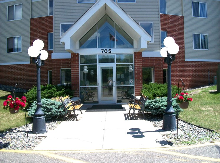 SummerField Front Entrance