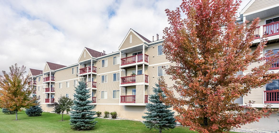 SummerField Apartments in Park Rapids