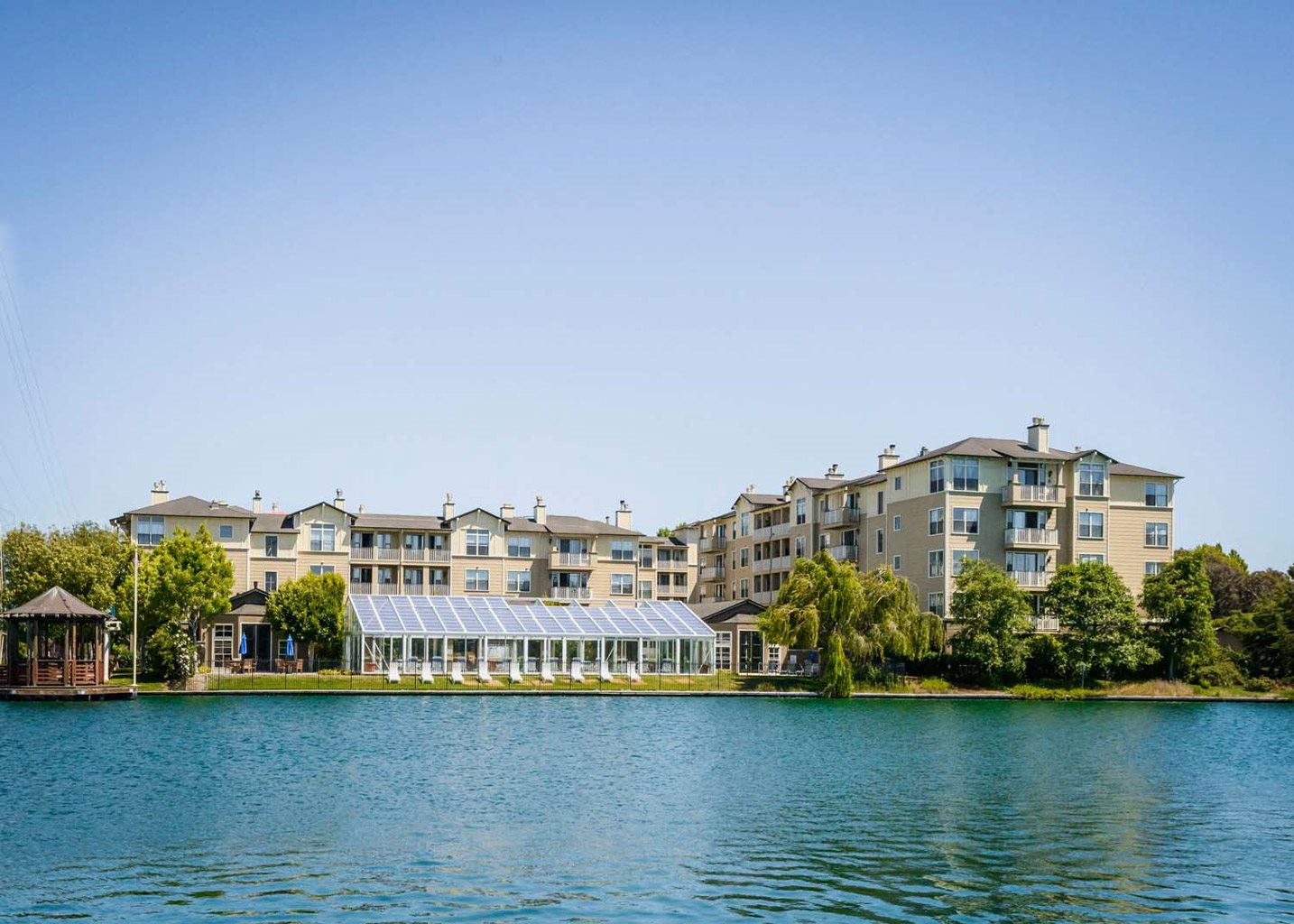 Map and Directions to Marlin Cove in Foster City, CA